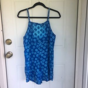 Other - Blue Romper Size Small